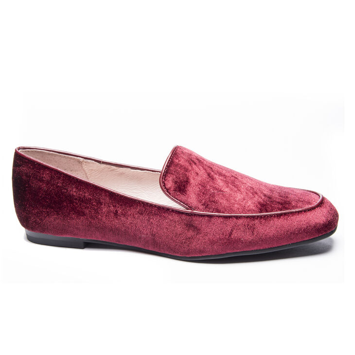 Chinese Laundry Gabby Loafers in Wine
