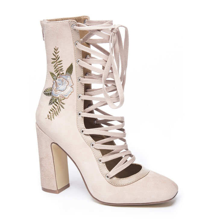 Chinese Laundry Sylvia Pumps in Blush