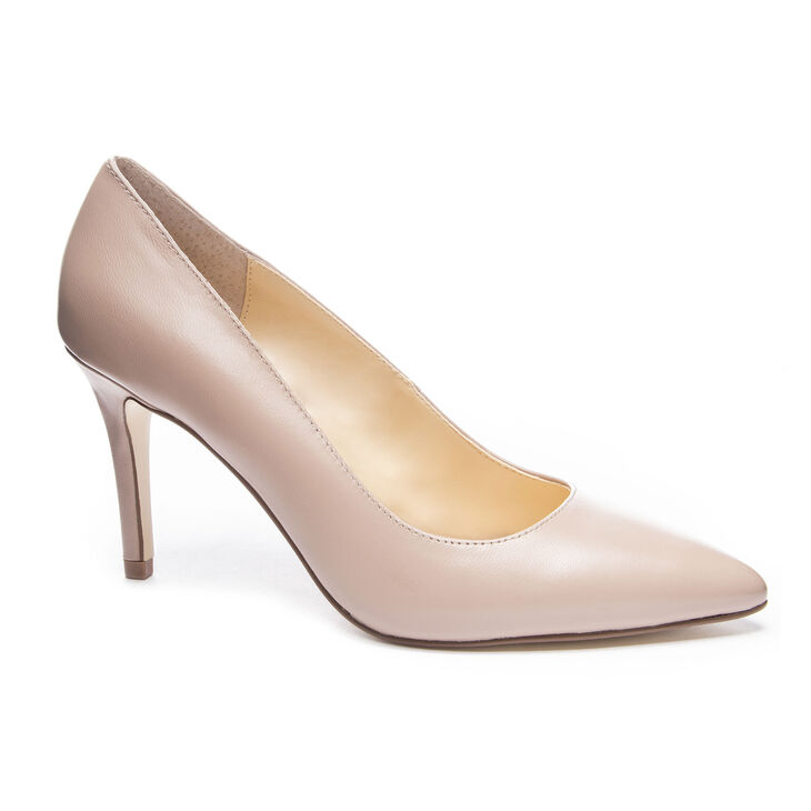 Chinese Laundry Ruthy Pumps in Dark Nude