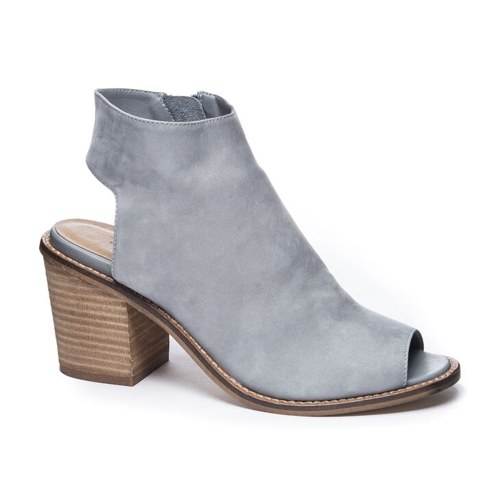 Chinese Laundry Calvin Booties Sandals in Chambray