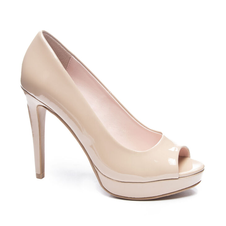 Chinese Laundry Holliston Pumps in Nude