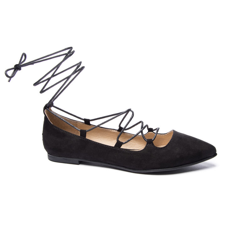 Chinese Laundry Endless Summer Flats in Black