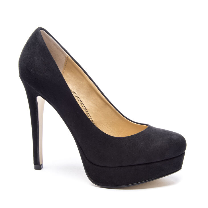 Chinese Laundry Wendy Pumps in Black
