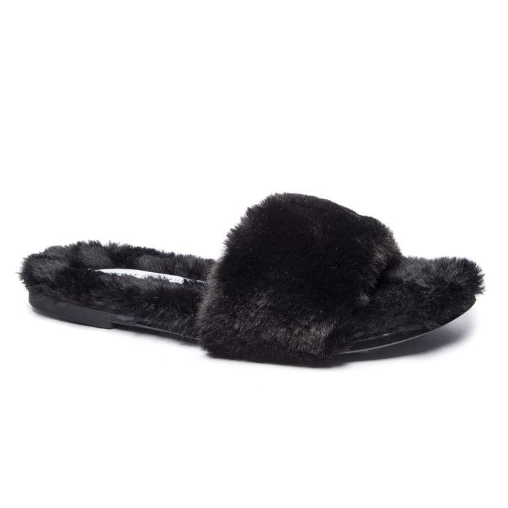 Chinese Laundry Mulholland Slide Heels in Black