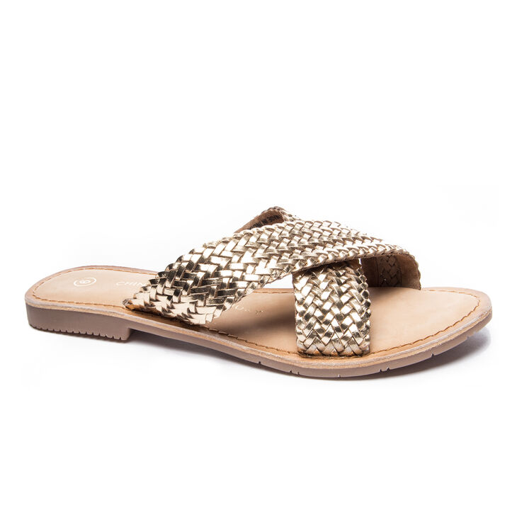 Chinese Laundry Popular Flats in Gold