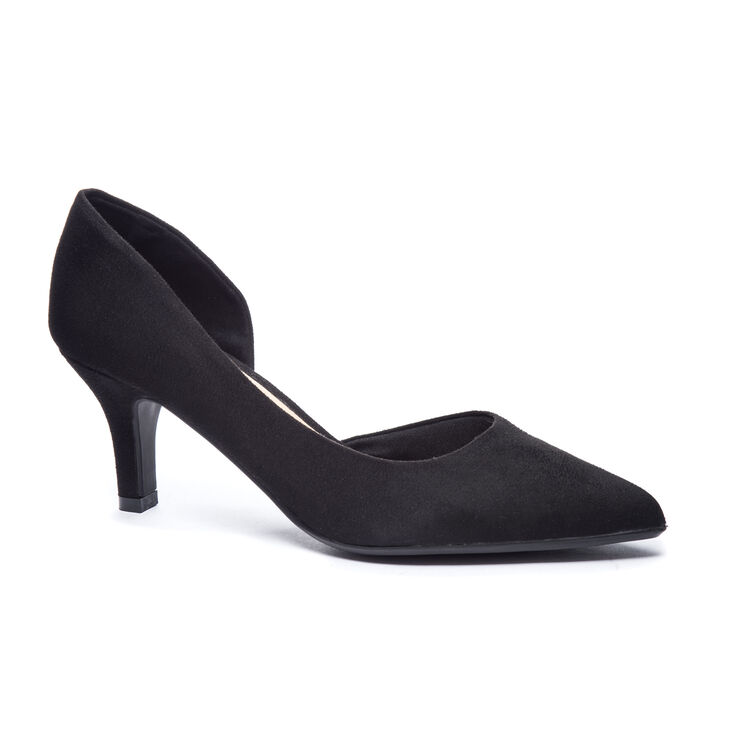 Chinese Laundry Estelle Pumps in Black Size 6.0