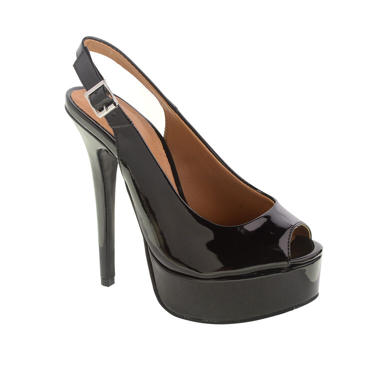 Chinese Laundry Abba Heels in Black Size 10.0