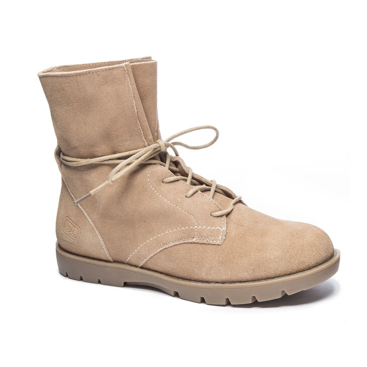 Chinese Laundry Next Up Boots in Camel Size 5.5