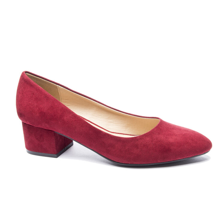 Chinese Laundry Highest Pumps in Cherry Red