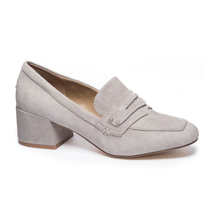 Chinese Laundry Marilyn Loafers in Cool Taupe