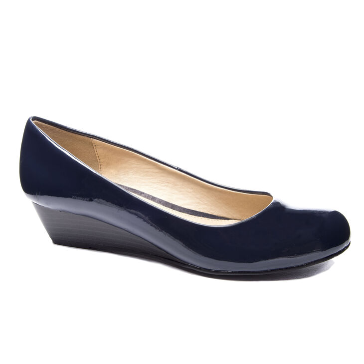 Chinese Laundry Marcie Pumps in Navy