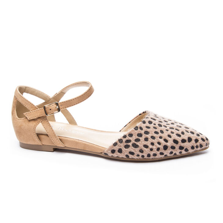 Chinese Laundry Helena in Cheetah/nugget