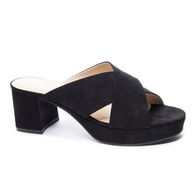 Chinese Laundry Kismet Block Heels in Black