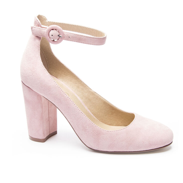Chinese Laundry Veronika Pumps in Rose