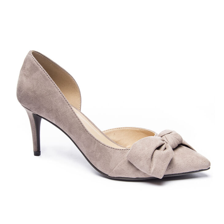 Chinese Laundry Olga Pumps in Pebble Taupe