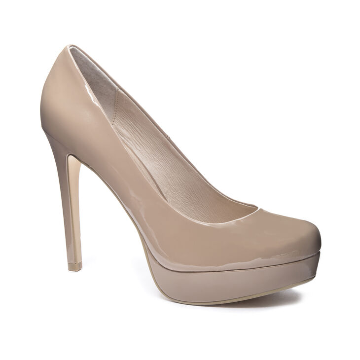 Chinese Laundry Wow Pumps in Nude