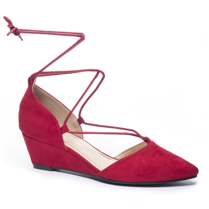 Chinese Laundry Trissa in Chili Red