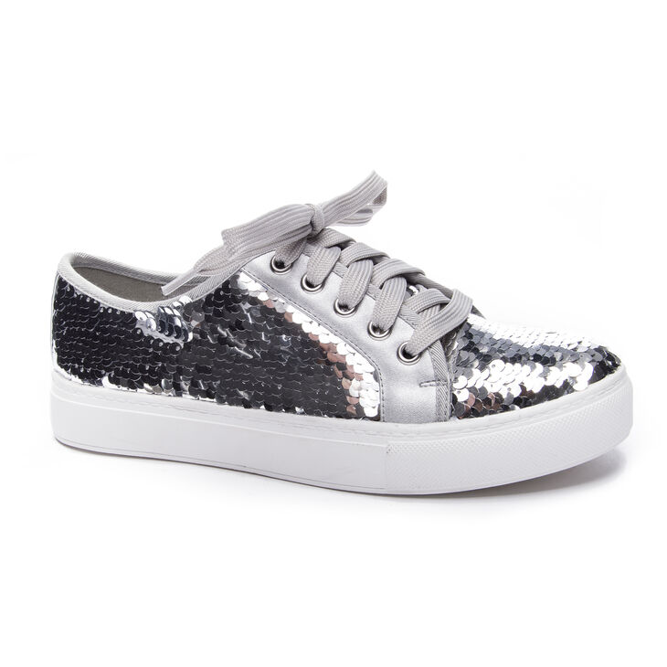 Chinese Laundry Josi Sneakers in Silver