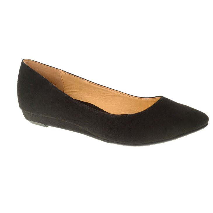 Chinese Laundry Suzie Suede Pumps in Black