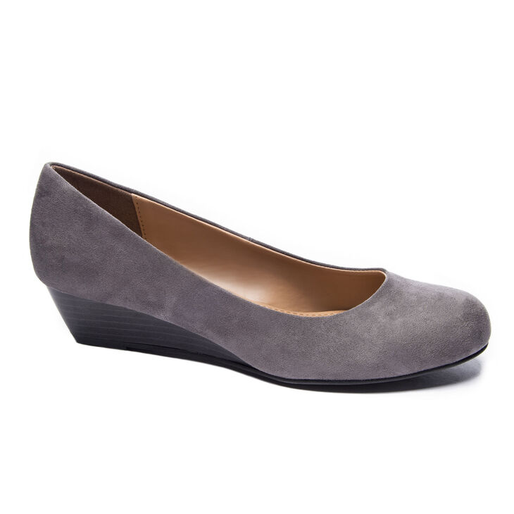 Chinese Laundry Marcie Pumps in Charcoal
