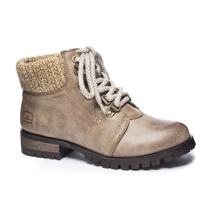Chinese Laundry Treble Boots in Taupe Size 8.0