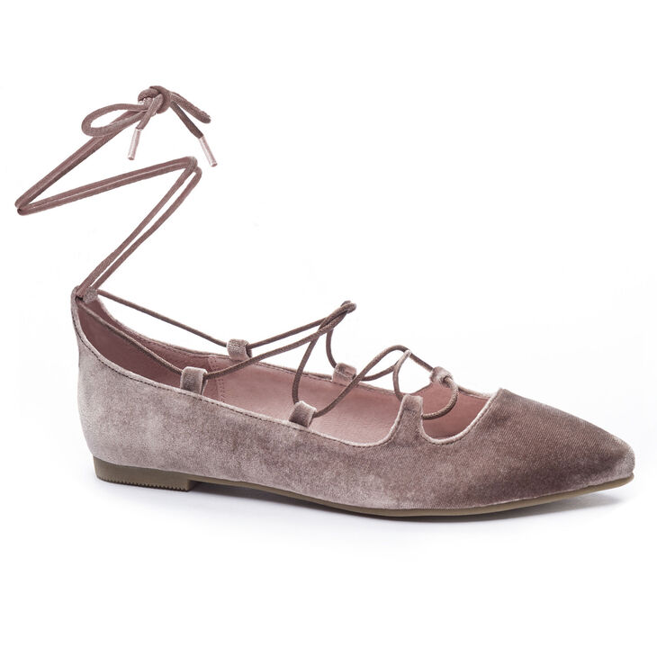 Chinese Laundry Endless Summer Flats in Nude