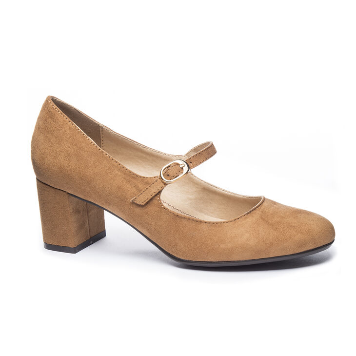 Chinese Laundry Anslee Pumps in Caramel