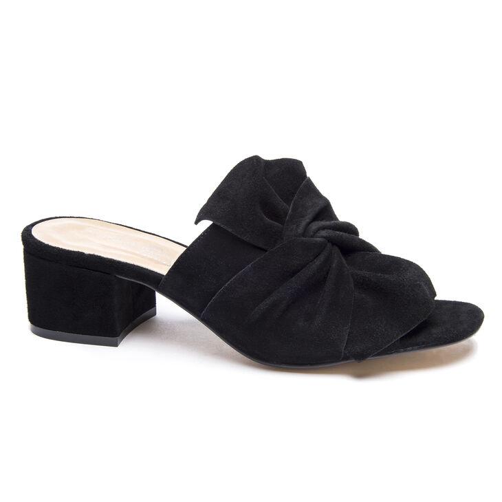 Chinese Laundry Marlowe Slide Heels in Black