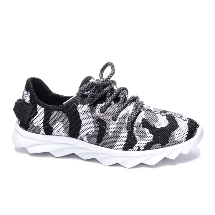 Chinese Laundry Sleek Sneakers in Grey