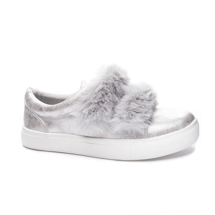 Chinese Laundry Jordan Sneakers in Silver