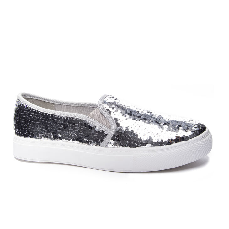 Chinese Laundry Josephine Sneakers in Silver
