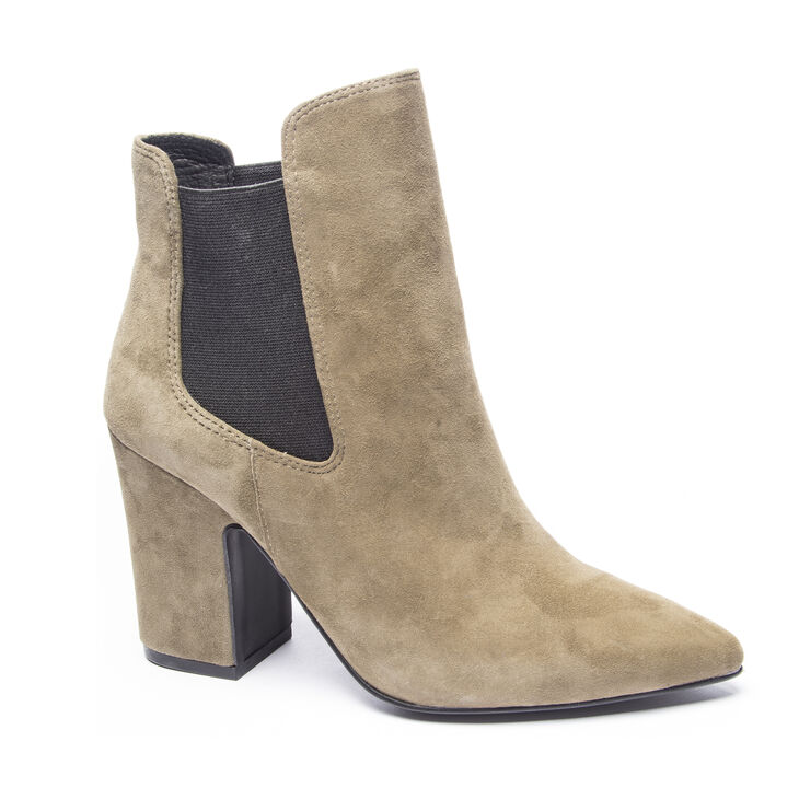 Chinese Laundry by Kristin Cavallari Starlight Boots in Olive