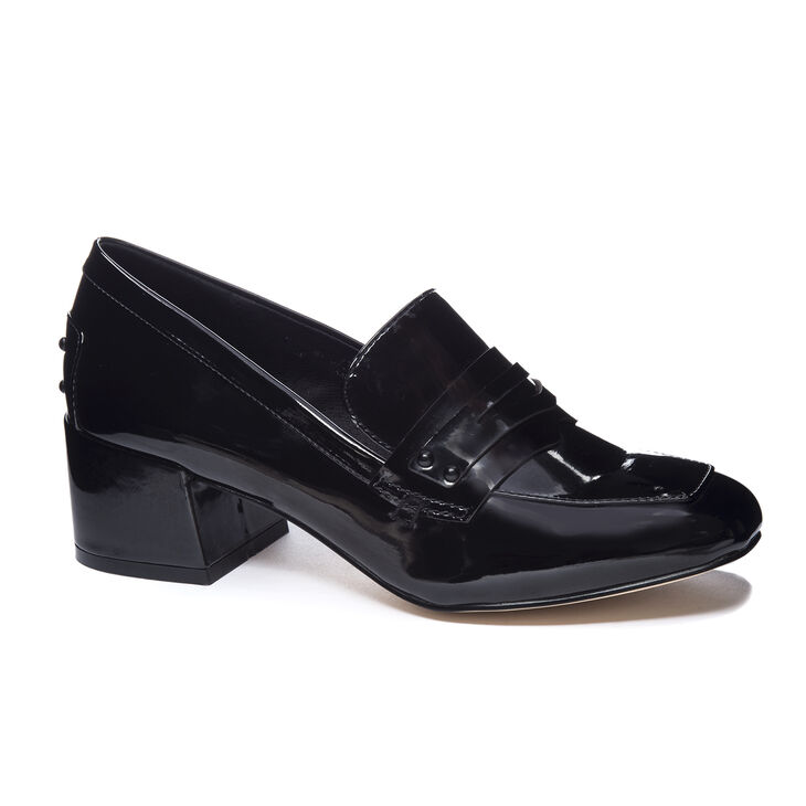 Chinese Laundry Marilyn Block Heels in Black