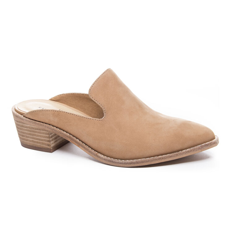 Chinese Laundry Marnie Block Heels in Natural