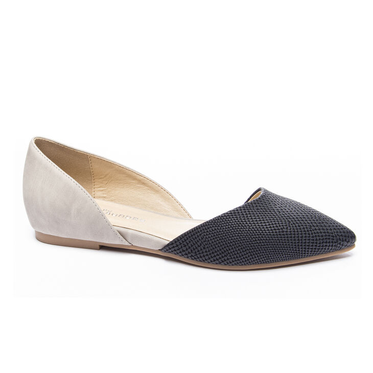 Chinese Laundry Hearty Flats in Black/grey