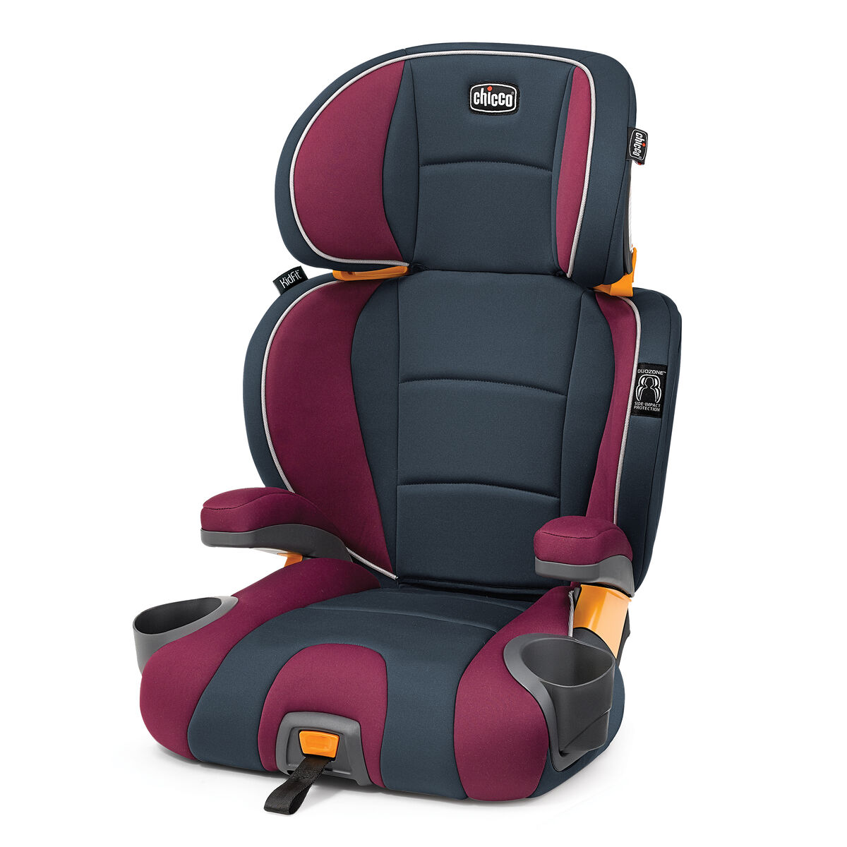 Kidfit 2 in 1 belt positioning booster car seat amethystkidfit 2 in 1 belt positioning booster car seat amethyst