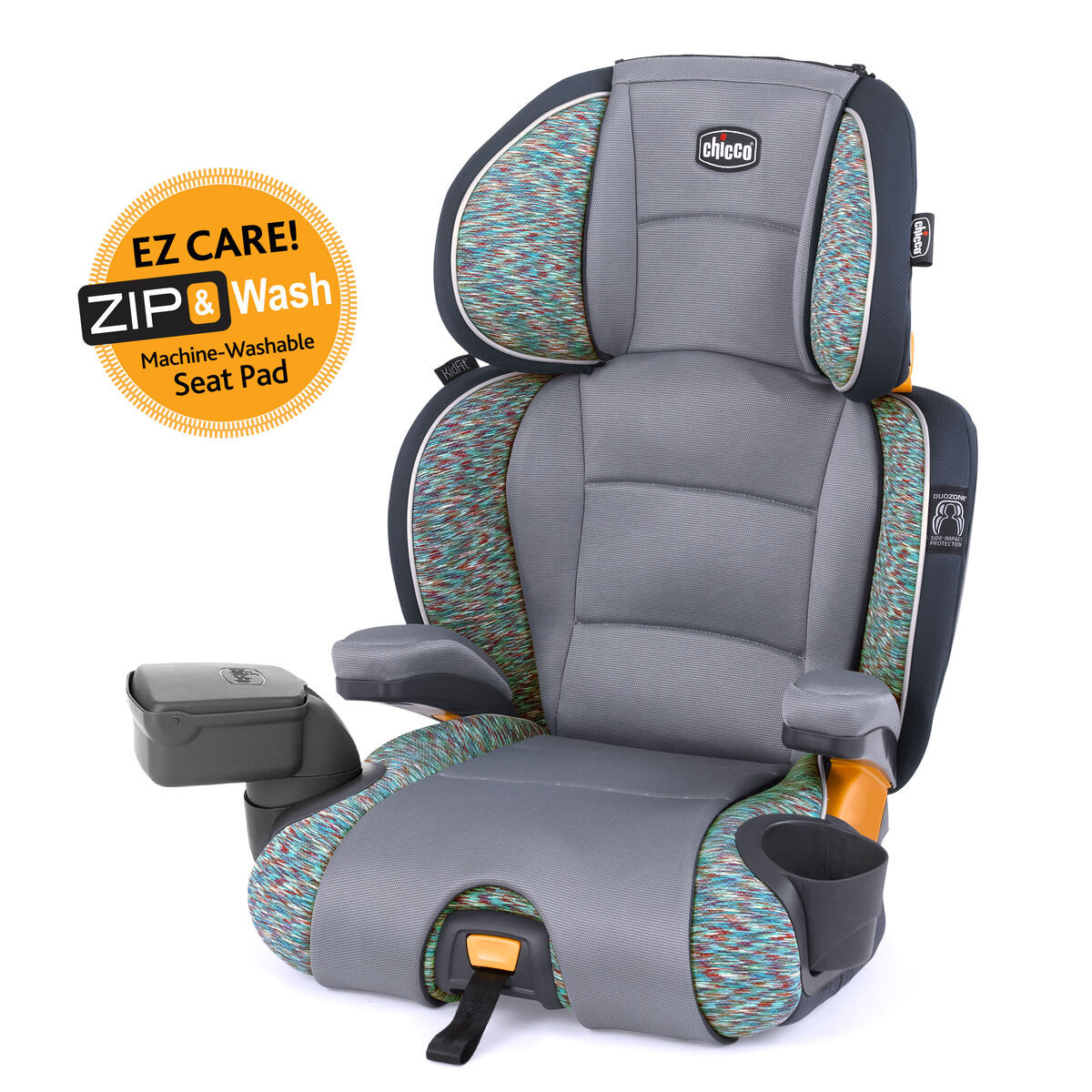 Chicco Kidfit Zip 2 In 1 Booster Car Seat Privata