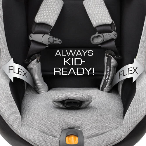 Chicco Nextfit Zip Convertible Car Seat Amuletta