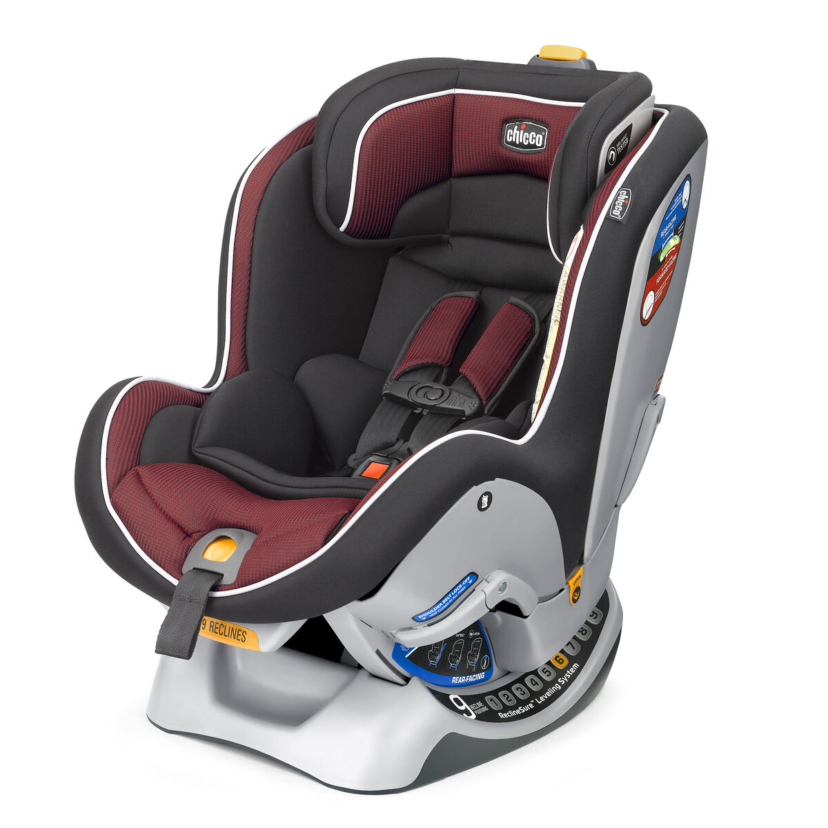 Chicco Nextfit Convertible Car Seat Studio