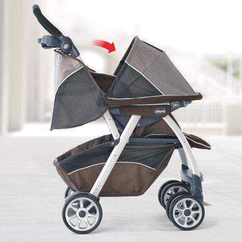 Chicco Cortina Magic Stroller Solare
