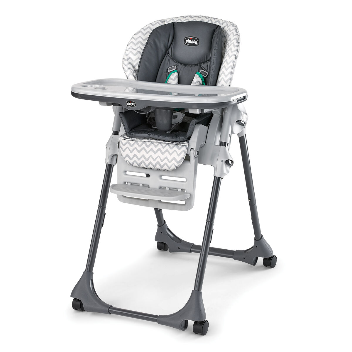Polly Double Pad Highchair Empire
